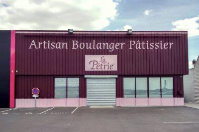 creation enseigne boulangerie - guyonnet publicite fontenay le comte vendee 85