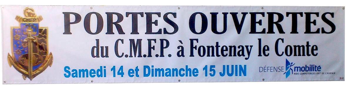 Banderole publicitaire - guyonnet publicite fontenay le comte vendee 85