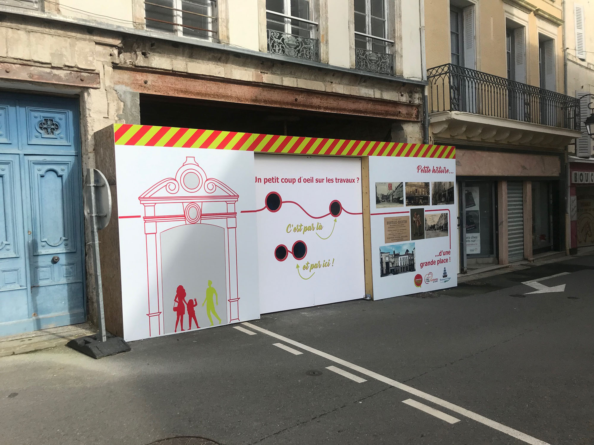 Ma boutique a l essai - Guyonnet Publicite Fontenay le Comte